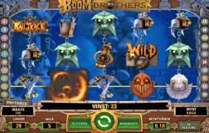 50 kr gratis på Boom Brothers?