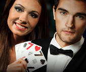Live dealers hos Comeon Casino