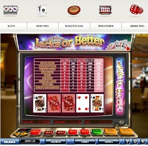 vad är eu casino