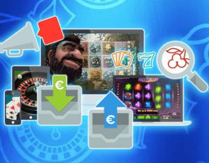 mobilspel på casinoeuro