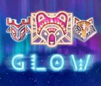 Glow logo spelautomat