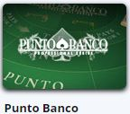spela punto banco online