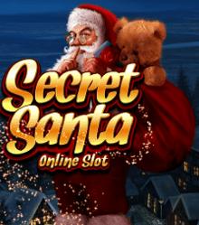 Secret Santa tomten i slotsen