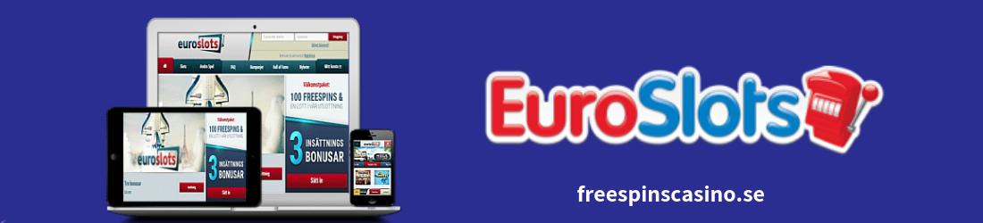 Lobby hos Euroslots