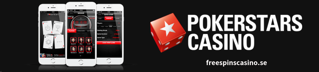 Welcome to Pokerstars