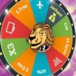 Jackpothjul på Simbagames