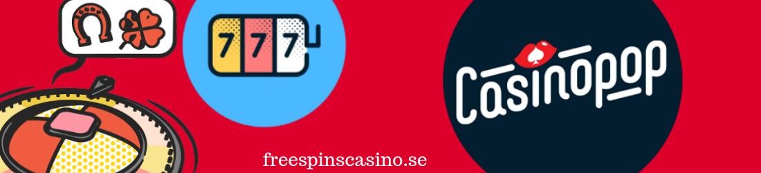 Välkommen till Casino Pop