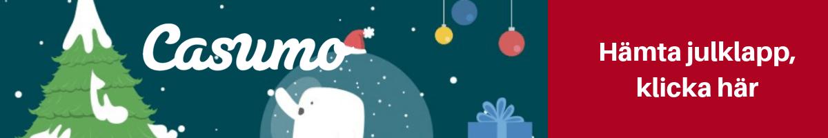 Julkalender Casumo