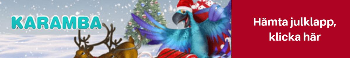 Julkalender Karamba