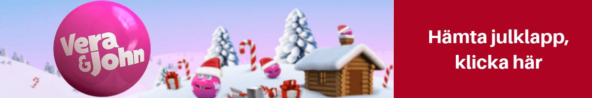 Julkalender Vera John