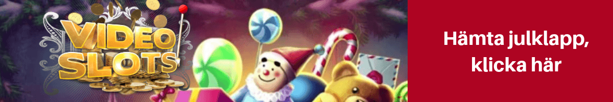 Julkaldender Videoslots