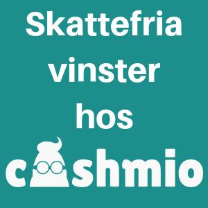 svensk licens hos cashmio