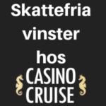 svensk licens casinocruise