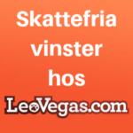 LeoVegas svensk spellicens