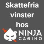 svensk licens hos Ninja