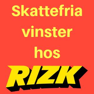 svensk licens hos rizk