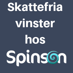 spinson svensk licens