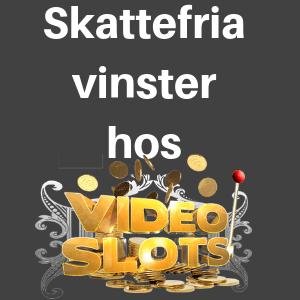 videoslots svensk spellicens