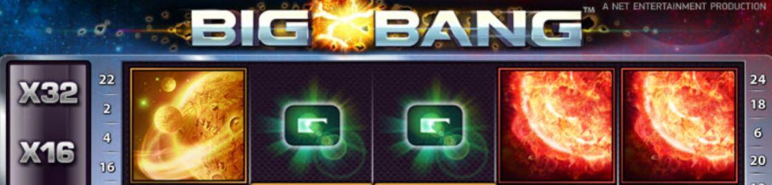 big bang SE symboler