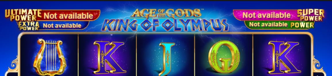 age of the gods SE symboler