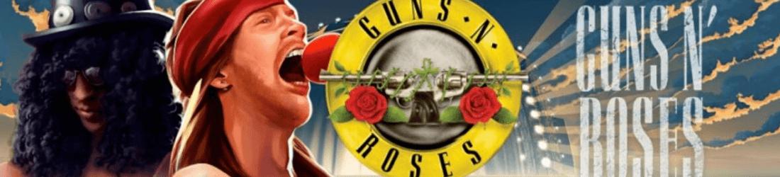guns N roses SE NetEnt