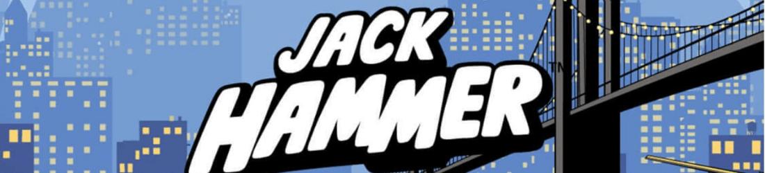 jack hammer SE NetEnt