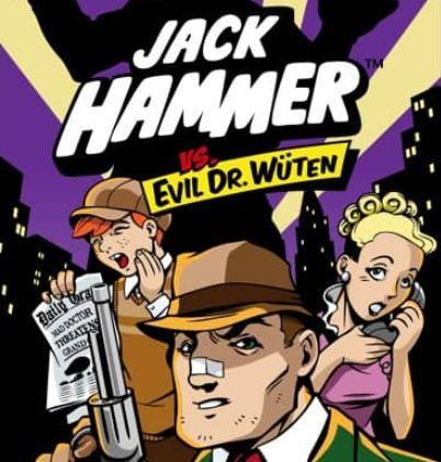 jack hammer SE small