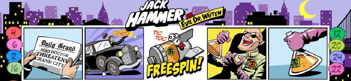 jack hammer SE symboler