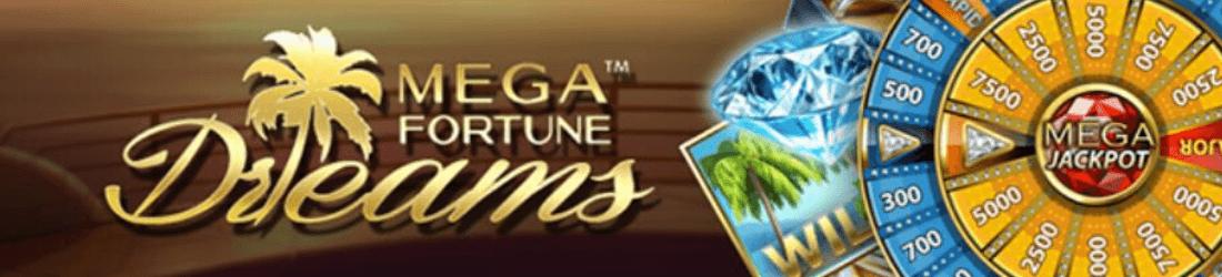 mega fortune dreams SE NetEnt