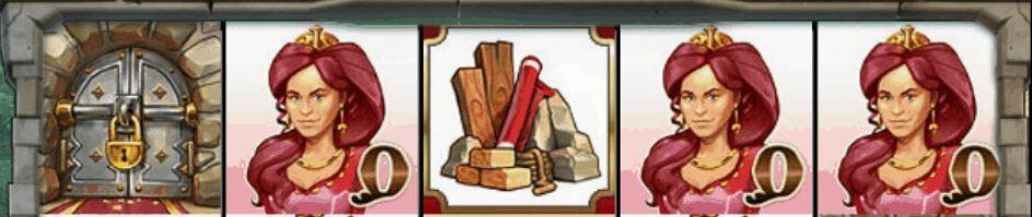 castle builder SE slot