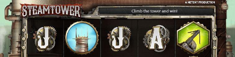 steam tower SE slot