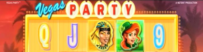vegas party SE slot